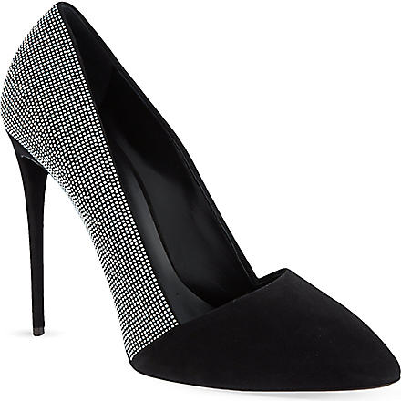 GIUSEPPE ZANOTTI Brotogeris courts (Black