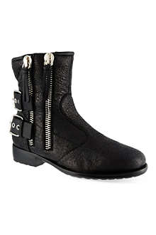 GIUSEPPE ZANOTTI Stafford ankle boots