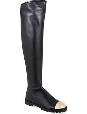 GIUSEPPE ZANOTTI Mallee knee-high boots