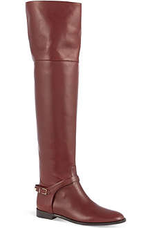 BURBERRY Carmack knee high boots