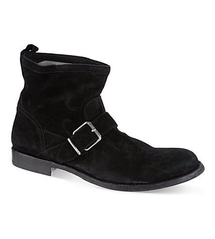 BURBERRY Sancreed ankle boots (Black