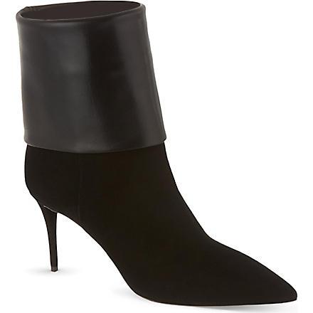 GIUSEPPE ZANOTTI Dusky boots (Black