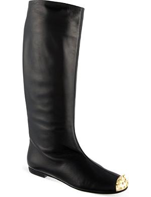 GIUSEPPE ZANOTTI Mealey mid-high boots
