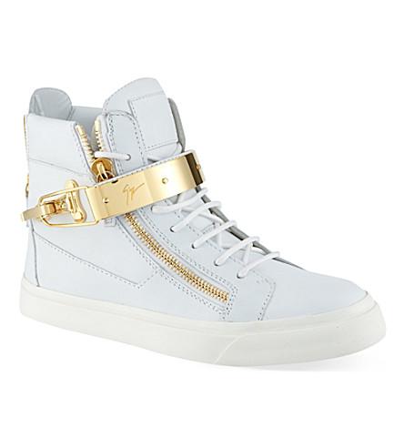 GIUSEPPE ZANOTTI Ski sneaker (White