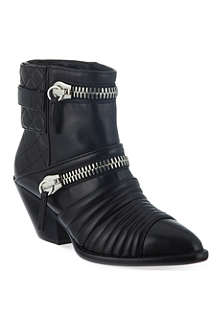 GIUSEPPE ZANOTTI Sinclair ankle boots