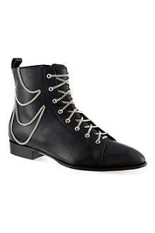 GIUSEPPE ZANOTTI Somerville ankle boots