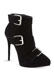 GIUSEPPE ZANOTTI Stockdales suede ankle boots