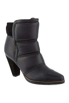 CHLOE Clayhill leather ankle boots