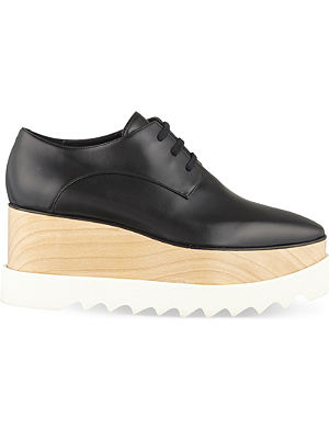 STELLA MCCARTNEY Paul platform shoes