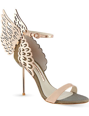 SOPHIA WEBSTER Evangeline heeled sandals
