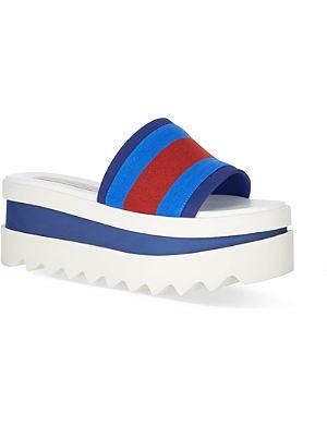 STELLA MCCARTNEY Cotswold platform sandals