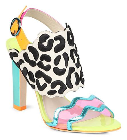SOPHIA WEBSTER Dionne 100 sandals (Other