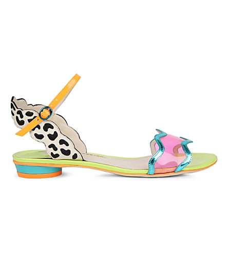 SOPHIA WEBSTER Patti multicolour sandals (Other