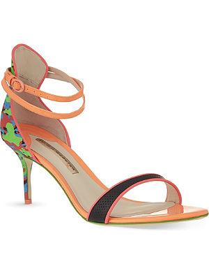 SOPHIA WEBSTER Nicole heeled sandals