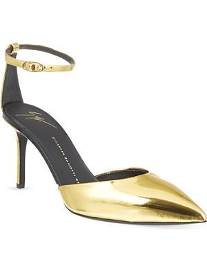 GIUSEPPE ZANOTTI Savona heeled sandals