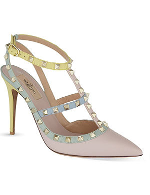 VALENTINO Watercolour 100 heeled sandals