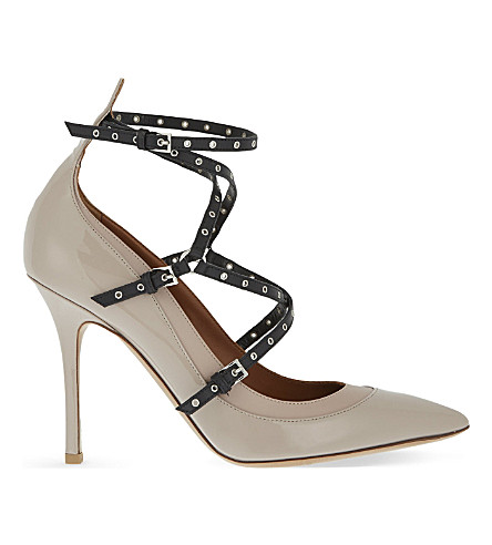 VALENTINO Lovelatch 100 courts (Nude