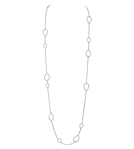 BOUCHERON Serpent Bohème 18ct white-gold necklace