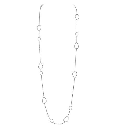 BOUCHERON 蛇 boh 18ct 白金项链