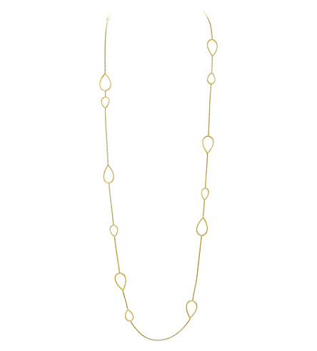 BOUCHERON Serpent Bohème 18ct yellow-gold necklace