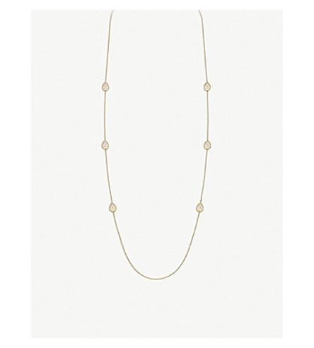 BOUCHERON Serpent Bohème 18ct yellow-gold and diamond necklace