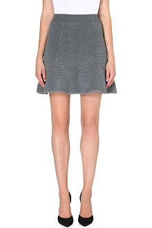 SANDRO Jam knee skirt