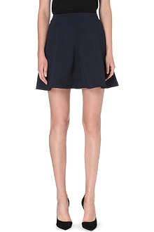 SANDRO Janice stretch-knit skirt