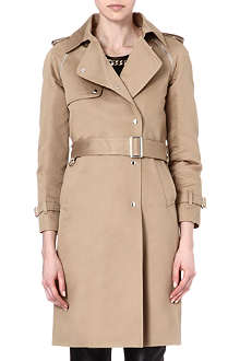 SANDRO Marie trench coat