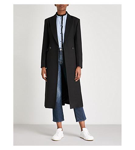 Geranium wool-blend coat(M9676H)