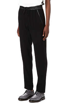 SANDRO Plaisant jogging bottoms
