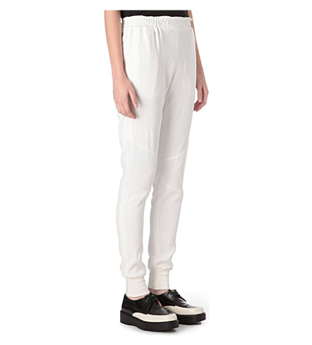 SANDRO Princesse jogging bottoms (Ecru