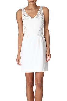 SANDRO Rania lace dress
