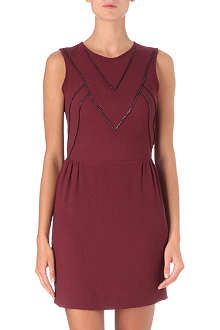 SANDRO Rapprocher dress