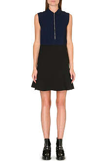 SANDRO Raison sleeveless dress