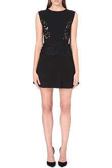 SANDRO Reda sleeveless dress