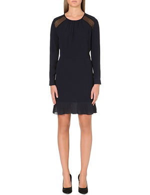 SANDRO Rebella Long sleeve dress