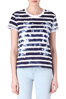 SANDRO Tintin striped t-shirt