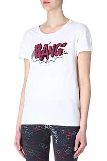 SANDRO Bang top