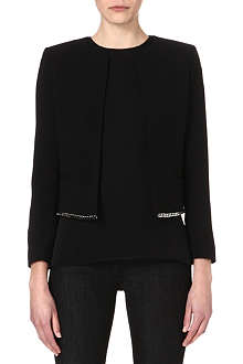SANDRO Valeur short jacket