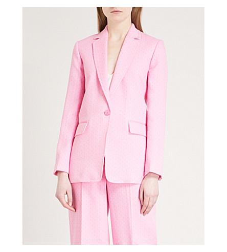 SANDRO Dotted cotton jacket (Malabar