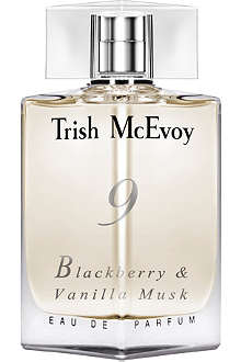 TRISH MCEVOY No. 9 Blackberry & Vanilla Musk eau de parfum 100ml