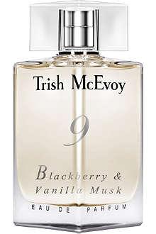 TRISH MCEVOY No. 9 Blackberry & Vanilla Musk eau de parfum 100ml