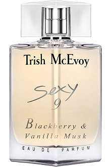 TRISH MCEVOY Sexy 9 Blackberry & Vanilla Musk 100ml