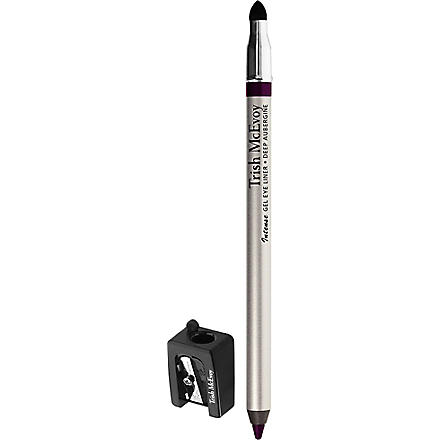 TRISH MCEVOY Intense gel eyeliner - Deep Aubergine