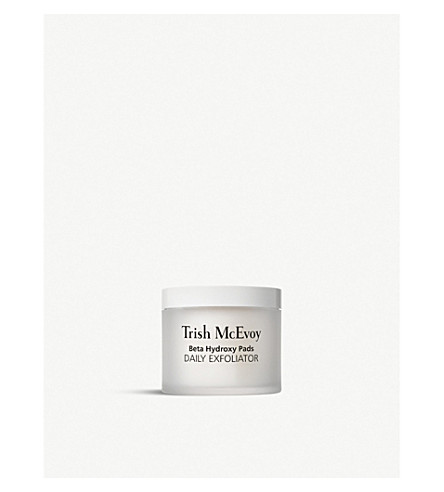 TRISH MCEVOY Even Skin Beta Hydroxy Pads 80