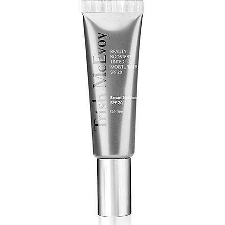 TRISH MCEVOY Beauty Booster Tinted Moisturiser SPF 20 (01
