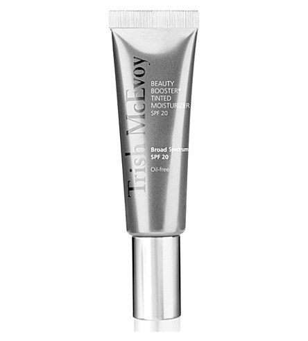 TRISH MCEVOY Beauty Booster Tinted Moisturiser SPF 20 (02