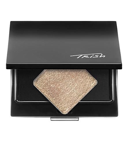 TRISH MCEVOY Lamé eye highlights - gold