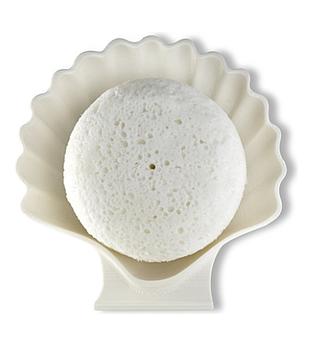 TRISH MCEVOY Sexy 9 Blackberry & Vanilla Musk body sponge