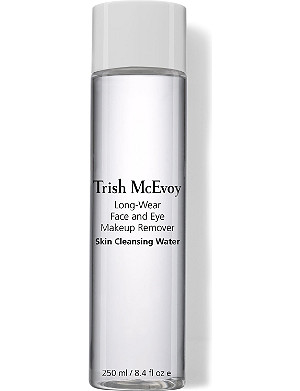 TRISH MCEVOY Long-Wear Face & Eye Makeup Remover